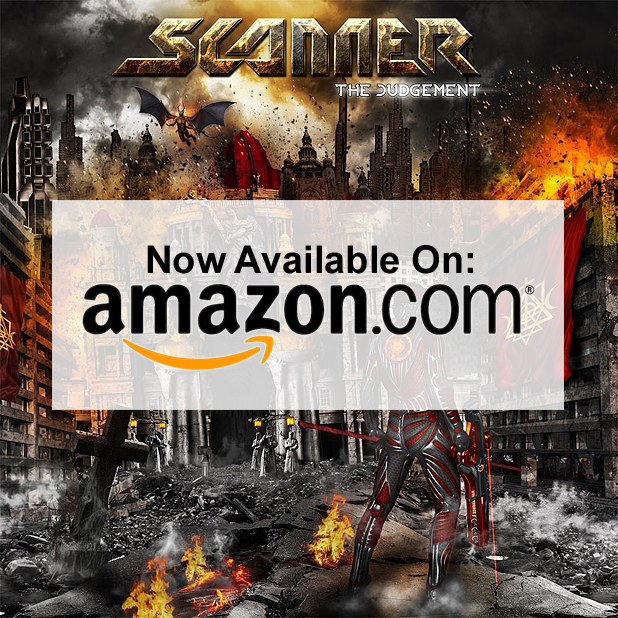 Link MASSACRE Amazon-Shop SCANNER The Judgement