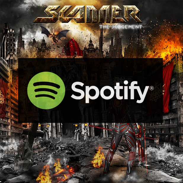 Link Spotify SCANNER The Judgement
